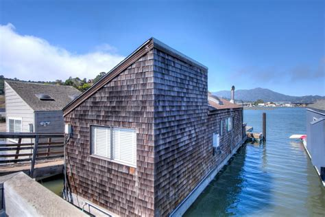 floating house boat sausalito houseboat floating home