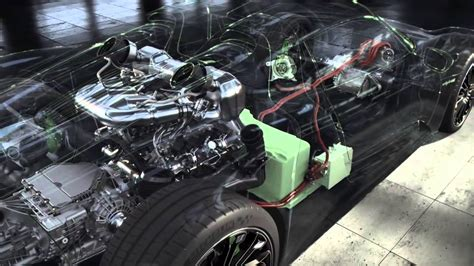 porsche 918 spyder engine porsche 918 spyder engine technology youtube