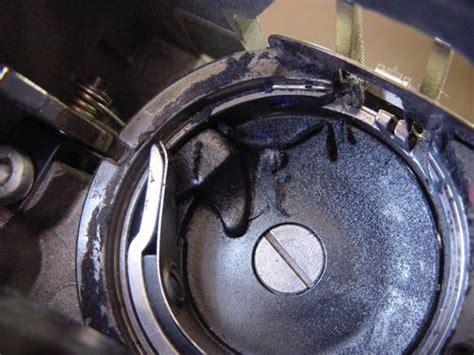 Sepatu Merk Ogan fitinline mengangani jarum mesin jahit yang mudah patah
