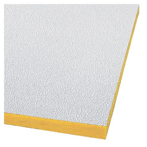 Insulated Drop Ceiling Tiles shop armstrong 48 quot x 24 quot white pebble ceiling tiles 16 at lowes