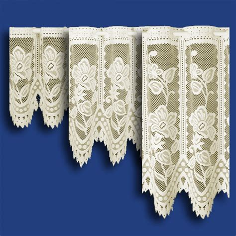 cafe net curtains uk andrea cafe net curtain in cream sold by the metre