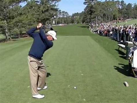 fred couples driver swing fred couples hole in one the players and rickie fowler