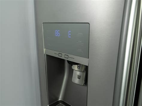 French Door Refrigerator With Dual Ice Makers - samsung rf323tedbsr french door refrigerator review