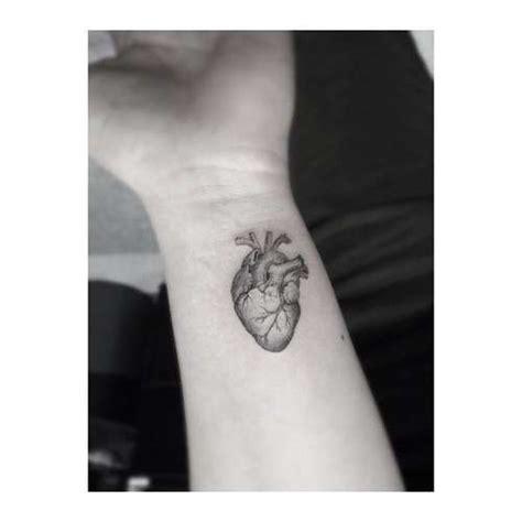 real heart tattoos real on wrist shortlist