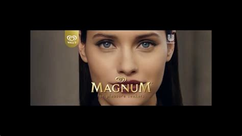 commercial model release magnum double advert 2016 release the beast by daniel