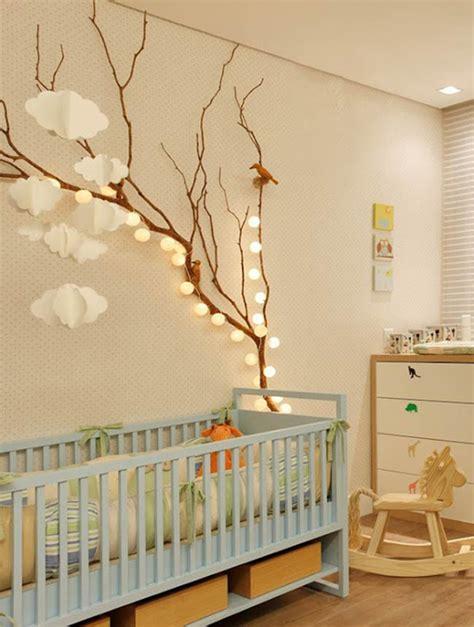 kinder und babyzimmer ein reizendes kinder und babyzimmer gestalten mit zweigen
