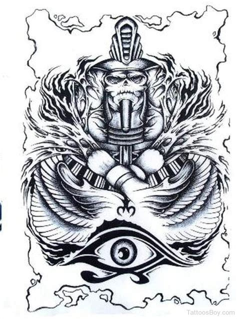 egyptian design tattoos tattoos designs pictures page 17