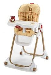 Fisher Price Travel High Chair by Fisher Price Healthy Care L3890 Reviews Productreview Au