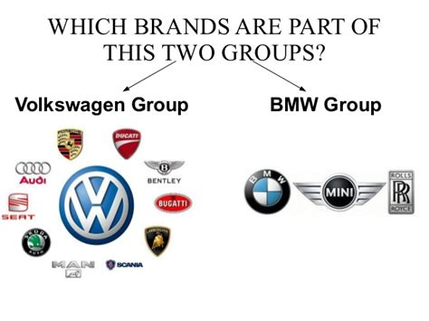 volkswagen group logo luca buffolano bmw vs volkswagen