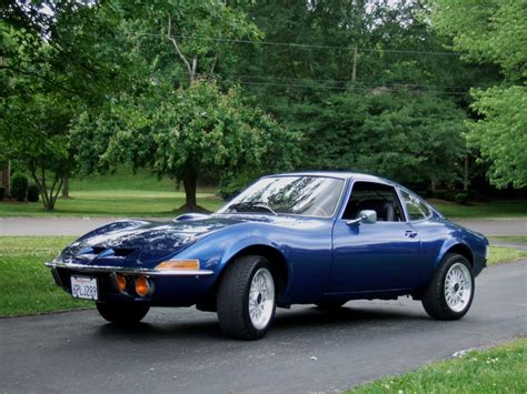 1972 Opel Gt by 1972 Opel Gt Information And Photos Momentcar