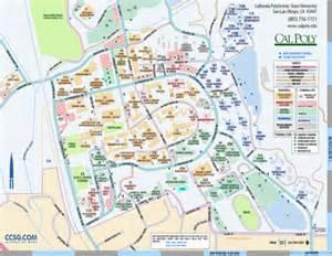 tech map of cus cal poly