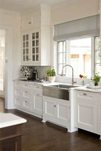 Stainless steel farmhouse style kitchen sink inspiration the happy