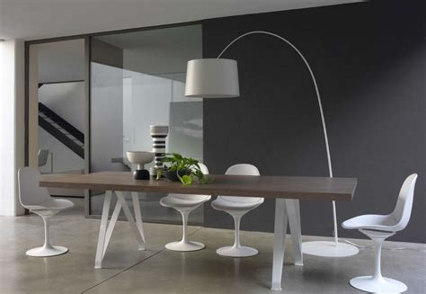 contemporary dining room table all modern dining room sets design ideas and inspiration