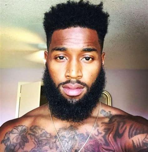 black mans beard black men beards 69 best beard styles for black men in 2018