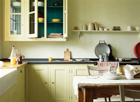 Buttercream Kitchen Cabinets Blues Teals Greens Buttercream In The Kitchen The Painted Room Color Consulting