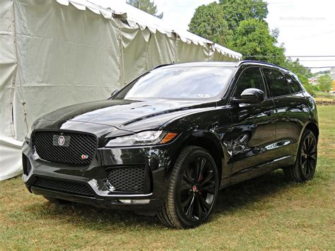 jaguar f pace blacked out jaguar f pace s enthusiast approved mind motor