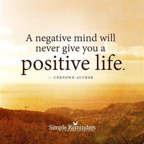 mindset re minder 365 days of inspiring quotes and contemplations to discover your inner strength and transform your from the inside out books a negative mind will never give you a positive