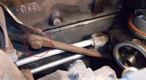 removing filter adapter 1994 k1500 5 7 truck forum