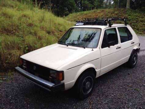 volkswagen rabbit custom 1981 volkswagen rabbit l custom