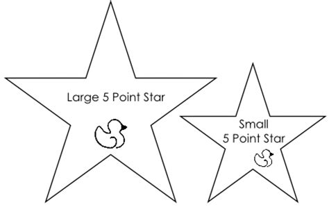 5 pointed star template search results calendar 2015