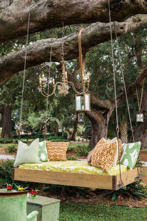 hanging outdoor bed best 25 outdoor beds ideas on pinterest asian outdoor