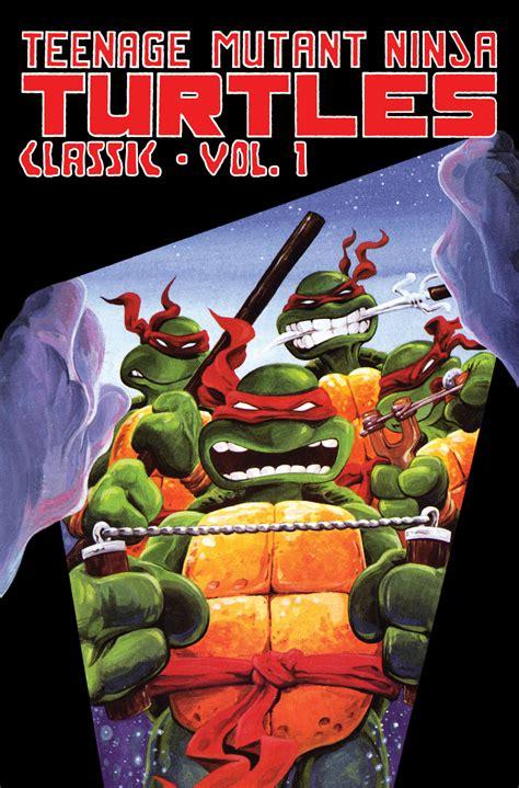 Mutant Turtles Classics Volume 8 tmnt classics vol 1 tpb idw tmnt mutant turtlestmnt mutant