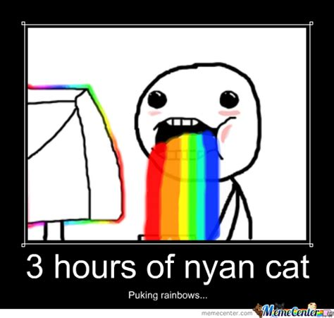Nyan Meme - nyan cat by xxbellexx meme center
