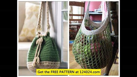 yoga bag pattern youtube crochet drawstring bag pattern youtube