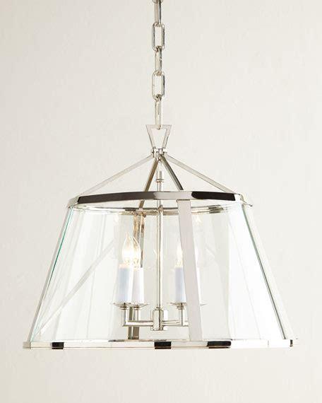 visual comfort pendant lights visual comfort darlana 4 light pendant neiman