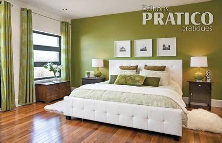 Deco Chambre Verte by Decoration Chambre Verte Et Blanc Visuel 4