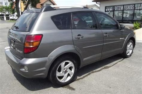 automotive service manuals 2005 pontiac vibe seat position control sell used 2005 pontiac vibe gt in 8599 e 116th street fishers indiana united states for us