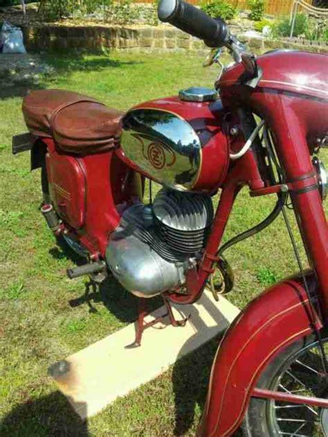 Jawa Motorrad Bilder by Motorrad Oldtimer Jawa Cz 175 Bestes Angebot Und