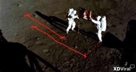 imagenes sorprendentes reales o falsas 7 fotos misteriosas o falsas de las misiones apollo en