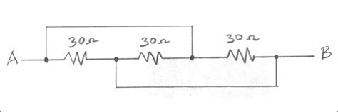 problems on resistor resistor problem