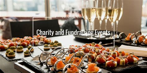 how to host a great dinner bay area event catering for fundraisers handheld