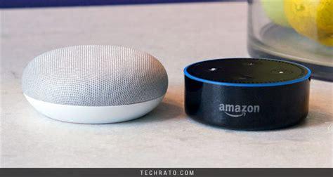 google home mini vs amazon echo dot which is better digital مقایسه گوگل هوم مینی و اکو دات آمازون دو اسپیکر هوشمند