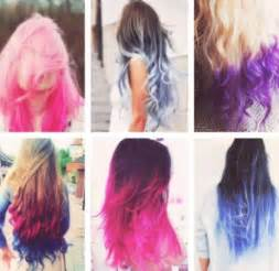 cool colored hair 20 cool ombre hair color ideas ombre hair color ombre