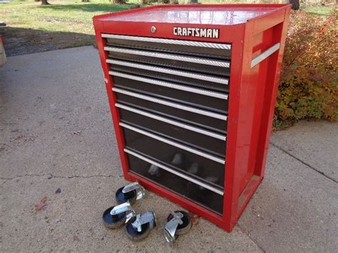craftsman 8 drawer tool box tools shop contractor household more in oak grove