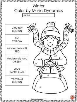 music dynamics coloring pages winter music coloring sheets 26 winter music coloring