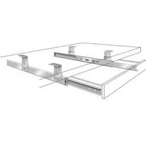heavy duty drawer slides keyboard trays woodworker s