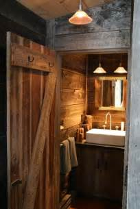Cabin Kitchens Ideas rustic cabin bathroom rustic bathroom new york by