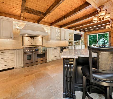 cabin kitchen designs log cabin kitchen howell new jersey by design line kitchens
