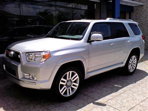 toyota 4runner philippines 2010 toyota 4runner limited for sale from manila