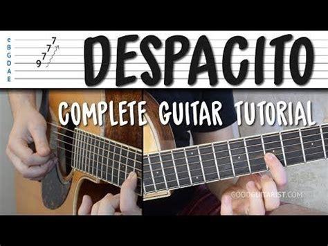 despacito guitar tutorial as 20 melhores ideias de musica luis fonsi no pinterest