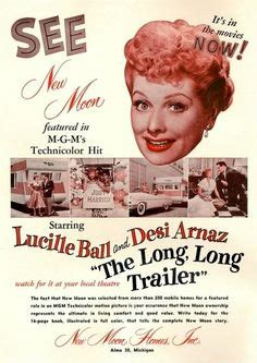 film lucy kaskus the long long trailer forever darling on pinterest