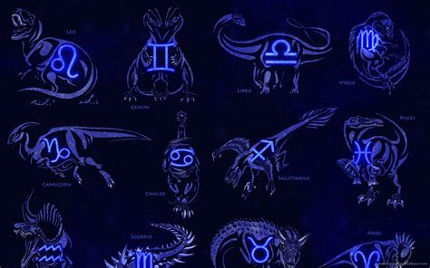 zodiac wallpaper for walls dinosaur zodiac wallpaper