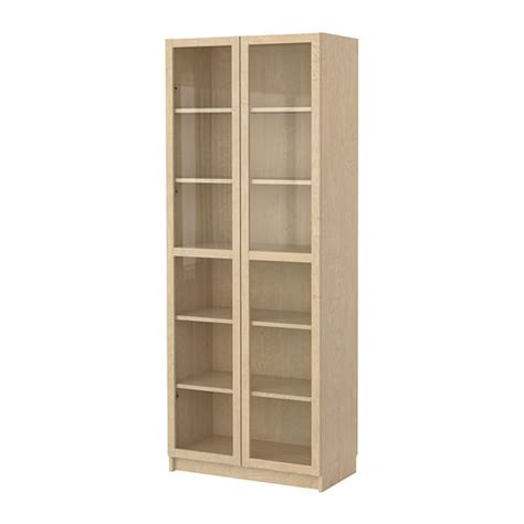 Billy Bookcase With Doors Living Room Furniture Sofas Coffee Tables Ideas Ikea