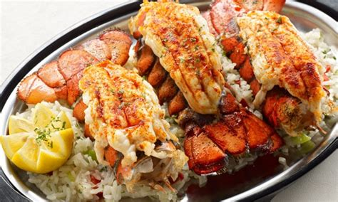 To Market Dinner For One by Upscale Seafood Dinner Detroit Seafood Market Groupon