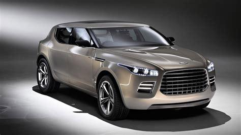 aston martin plans suv  hybrid models   picture