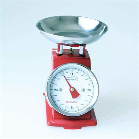 Timbangan Kue 2kg fujika timbangan besi mini 2 kg decoco